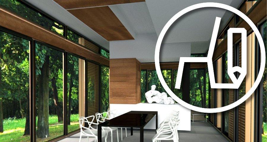 Ivo buda architect interior design for Idee architettura interni